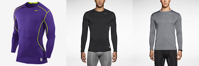 Nike Pro Combat Core Fitted 2.0 Long Sleeve