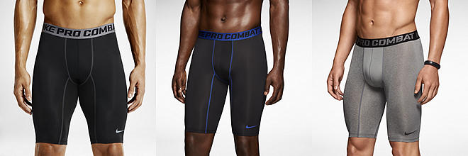 Nike Pro Combat Core Compression 2.0 9""