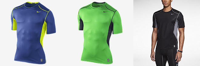 Nike Pro Combat Hypercool 2.0 Fitted Short-Sleeve Top