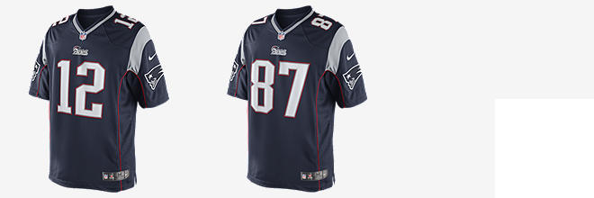 NFL New England Patriots Limited Jersey (Tom Brady)