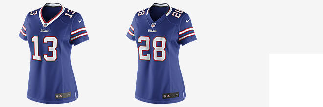 NFL Buffalo Bills Limited Jersey (Steve Johnson)