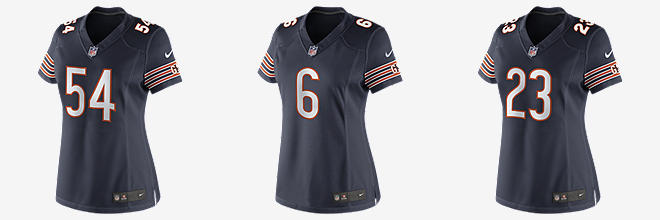 NFL Chicago Bears Limited Jersey (Brian Urlacher)