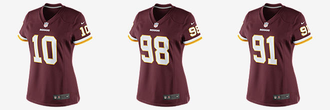 NFL Washington Redskins Limited Jersey (Robert Griffin III)