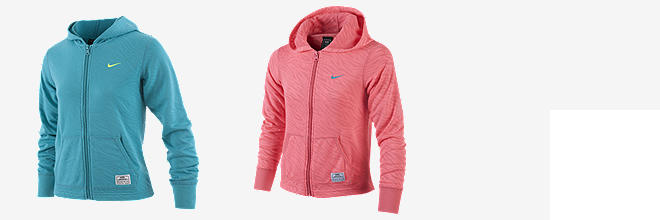 Nike Burnout Zip
