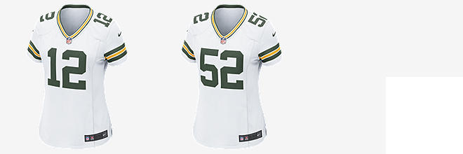 NFL Green Bay Packers Game Jersey (Aaron Rodgers)