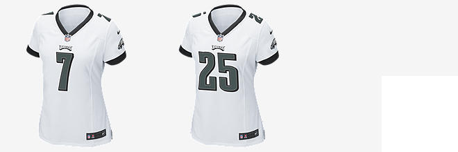 NFL Philadelphia Eagles Game Jersey (Michael Vick)