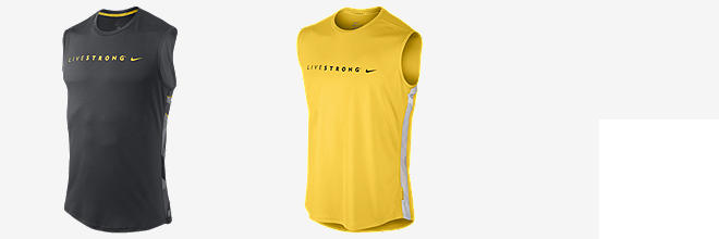 LIVESTRONG Sublimated Sleeveless