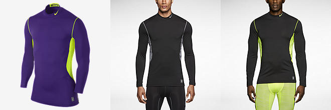 Nike Pro Combat Hyperwarm Dri-FIT Max Fitted