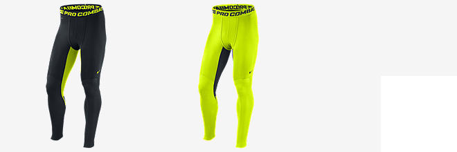 Nike Pro Combat Hyperwarm Compression Dri-FIT Max Shield