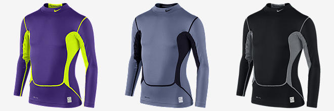 Nike Pro Hyperwarm Compression Dri-FIT Max Mock