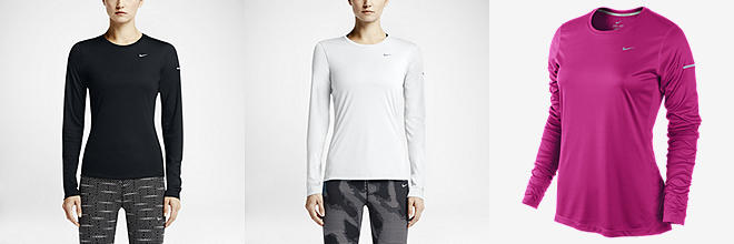 Nike Miler Long-Sleeve
