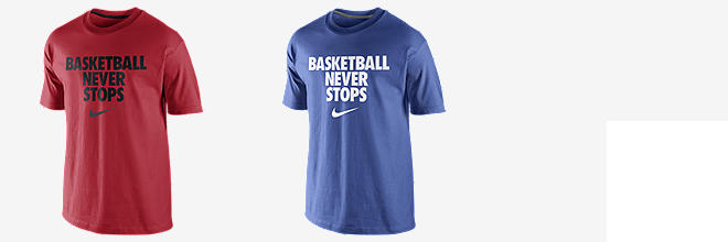 "Nike ""Basketball Never Stops"""