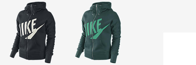 Nike Graphic Full-Zip