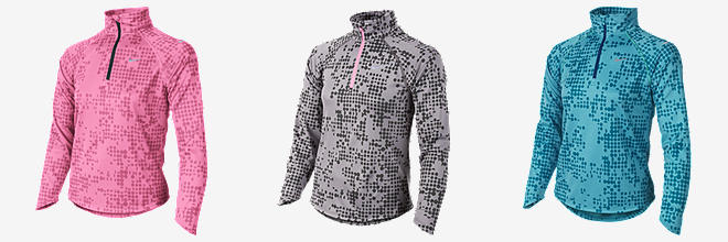 Nike Element Jacquard Half-Zip