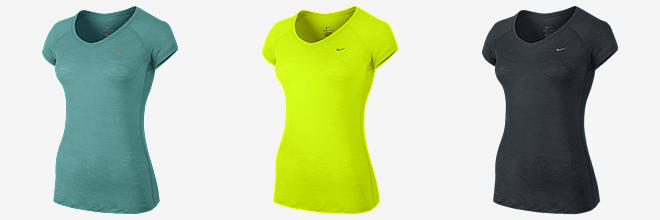 Nike Dri-FIT Touch Breeze Short-Sleeve