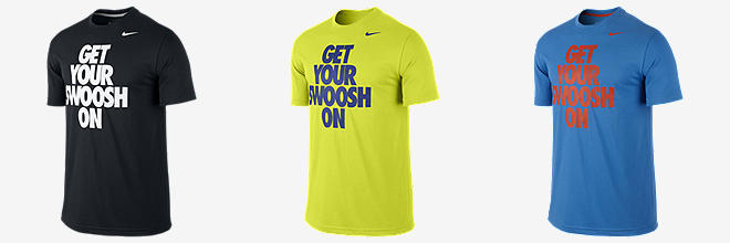 "Nike ""Get Your Swoosh On"""