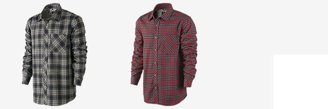 Nike Raleigh Plaid Flannel