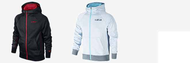LeBron Perf Full-Zip