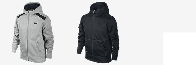 Nike KO Shield Nailhead Full-Zip