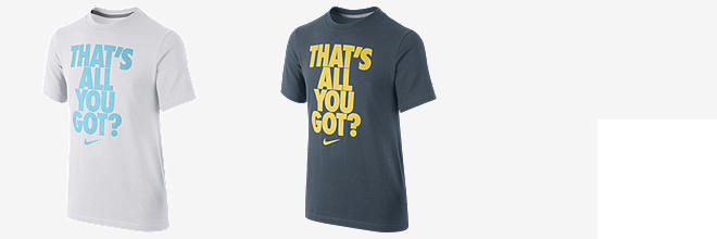 "Nike ""That's All You Got"""