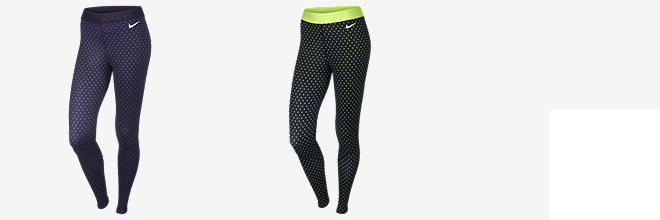 Nike Pro Hyperwarm Tights II Print