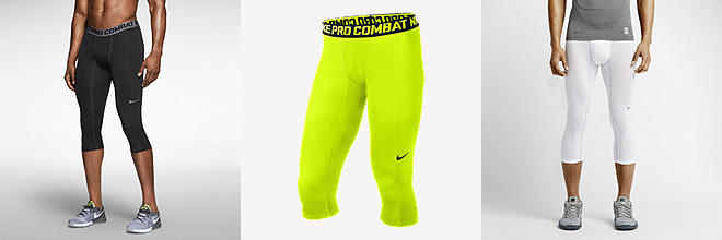 Nike Pro Combat Core Compression 3/4