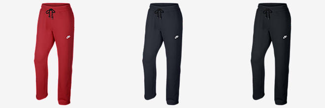Nike Intentional Open-Hem Fleece