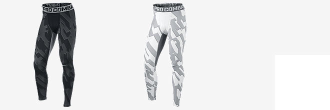 Nike Pro Combat Hyperwarm Dri-FIT Max Chainmaille Compression