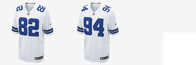 NFL Dallas Cowboys Game Jersey (Jason Witten)