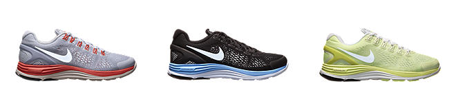 Nike LunarGlide+4 Shield
