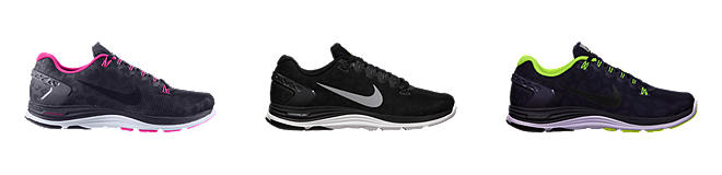 Nike LunarGlide+ 5 Shield