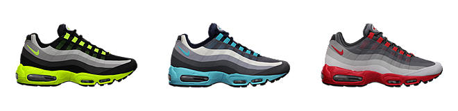 Nike Air Max 95 No-Sew