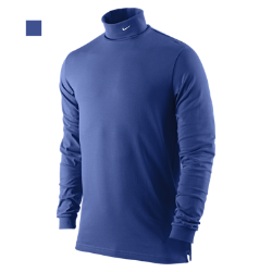 Nike Dri-FIT Jersey Turtleneck Men's Golf Shirt