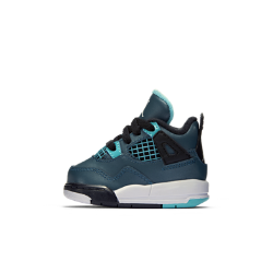 Air Jordan 4 Retro Infant/Toddler Boys' Shoe