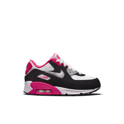 Nike Air Max 90 Little Girls' Shoe