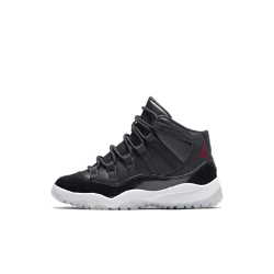 Air Jordan XI Retro Three-Quarter Younger Kids' Shoe
