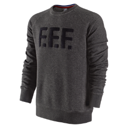 Nike French Football Federation AW77 Men&#39s Sweatshirt