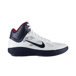 Chaussure de basket ball Nike Zoom Hyperfuse pour Homme