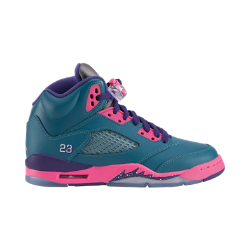Air Jordan 5 Retro Girls' Shoe