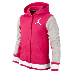 Jordan Girl New Varsity 2.0 Fleece (8y-15y) Girls' Jacket