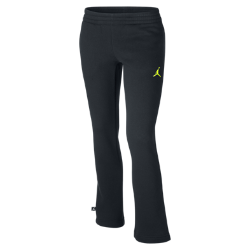 Jordan Slim Fit Fleece (8y-15y) Girls' Trousers