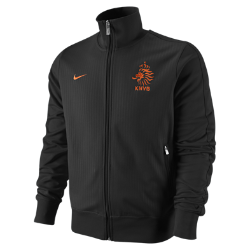Netherlands Authentic N98 Men's Football Track Jacket