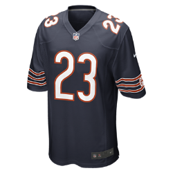 NFL Chicago Bears (Devin Hester) Men's American Football Home Game Jersey