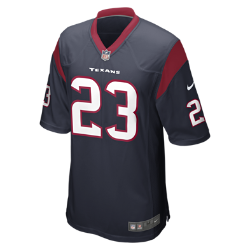 NFL Houston Texans Men's American Football Home Game Jersey