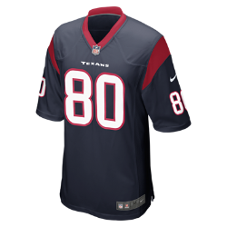 NFL Houston Texans (Andre Johnson) Men's American Football Home Game Jersey