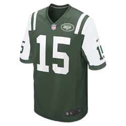 NFL New York Jets (Tim Tebow) Men's American Football Home Game Jersey