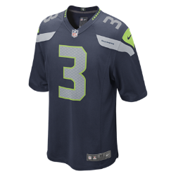 NFL Seattle Seahawks (Sidney Rice) Men's American Football Home Game Jersey