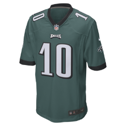 NFL Philadelphia Eagles (DeSean Jackson) Men's American Football Home Game Jersey
