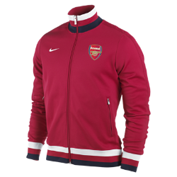 Arsenal Football Club Authentic N98 Men's Football Track Jacket