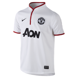 2012/13 Manchester United Authentic (8y-15y) Boys' Football Shirt